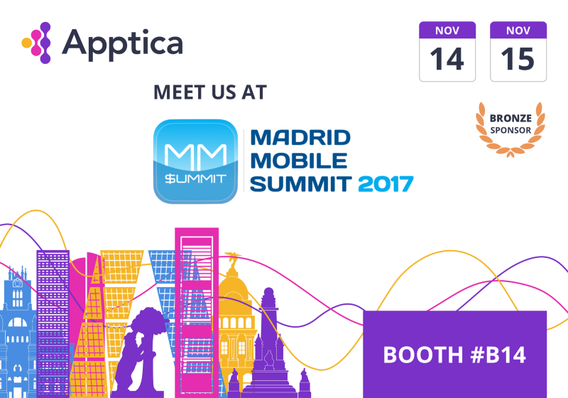 You' re Invited! Join Us at Madrid Mobile Summit, November 14–15, 2017!