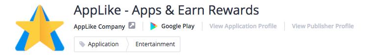 AppLike - Apps & Earn Rewards