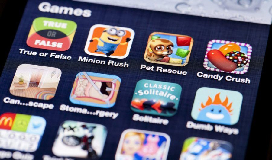 Top gaming apps for Q1 2019 by country
