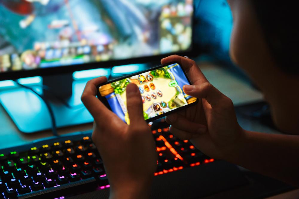 Chinese advertisers rock gaming category