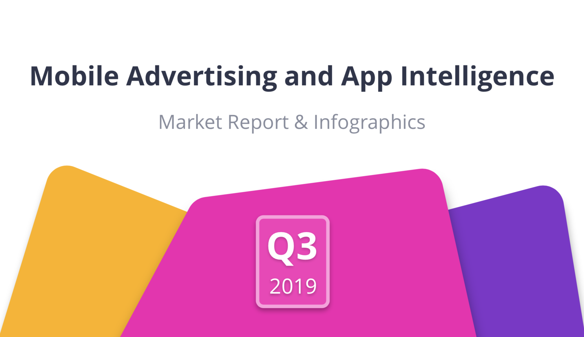 State of the App Market in Q3 2019 - Stats & Infographics