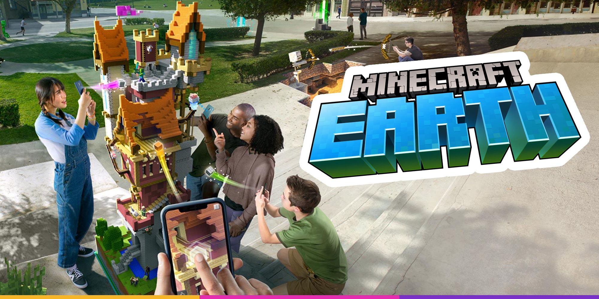 An early access version of Minecraft Earth rocks Top Charts in 10 countries