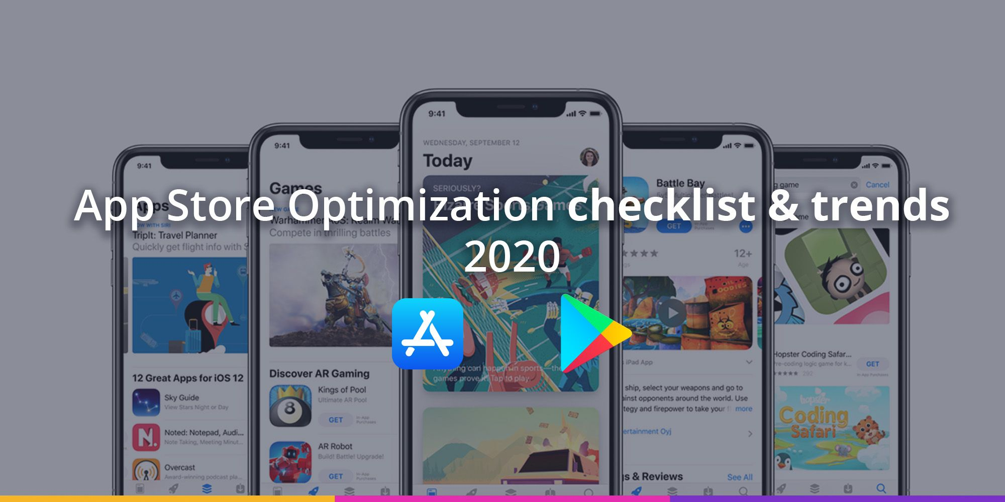 App Store Optimization checklist & trends for 2020