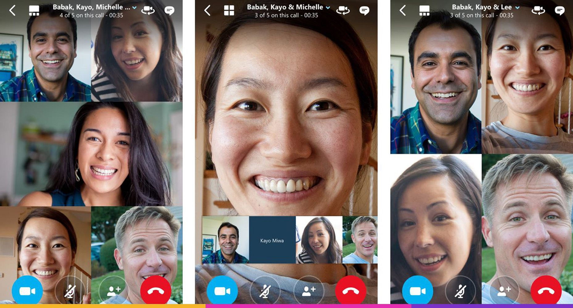 Video-chats become the most rapid-growing category on App Store and Google Play